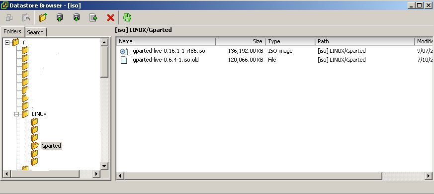 Gparted Live Iso